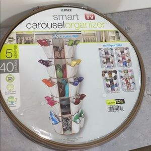 Other - Smart Carousel Organizer